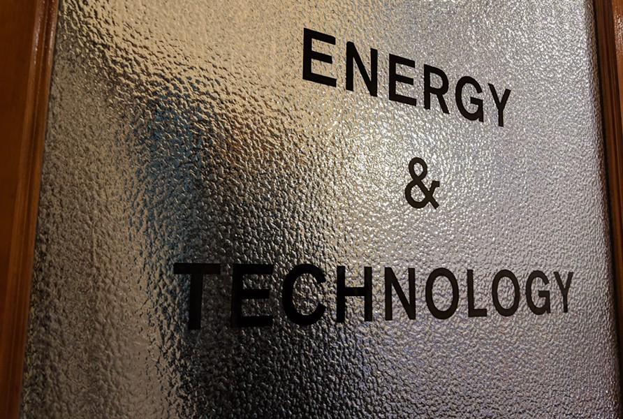 The House Energy & Technology Committee plans to close its door to the public Wednesday morning. - TAYLOR DOBBS