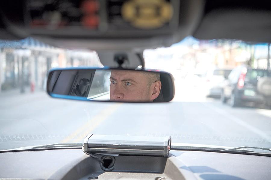 Rutland Police Commander Matt Prouty - CALEB KENNA