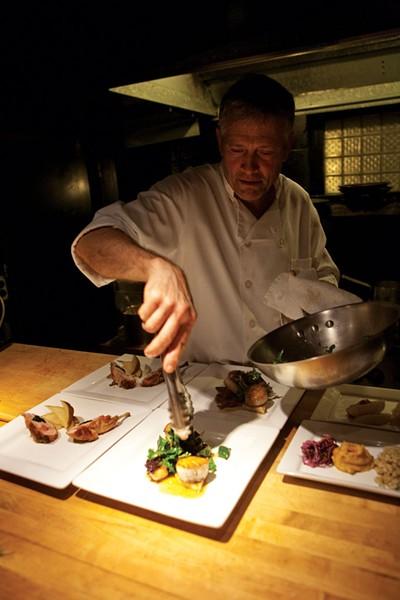 T.J. Buckley's Restaurant - TOM MCNEILL