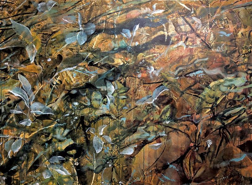 """""""Champlain Tonglen I"""" - COURTESY OF CAMERON DAVIS-"""