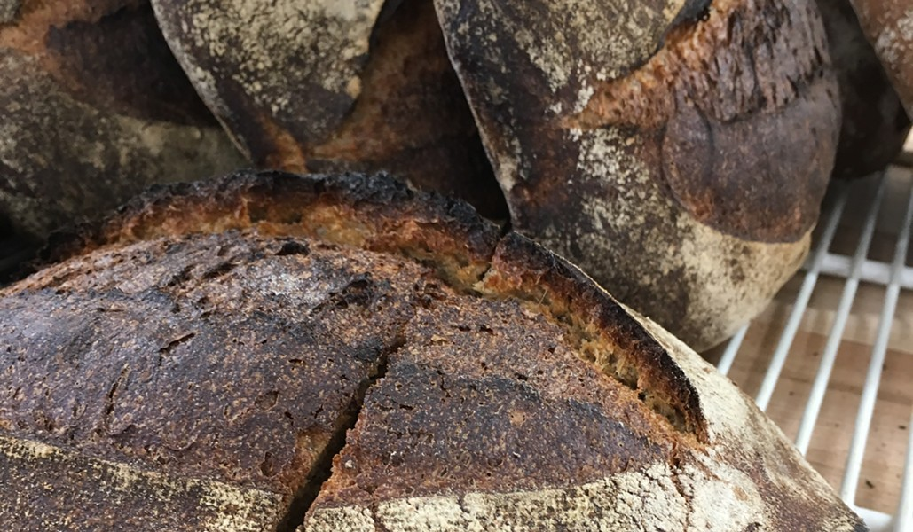 Loaves from Backdoor Bread - MELISSA PASANEN