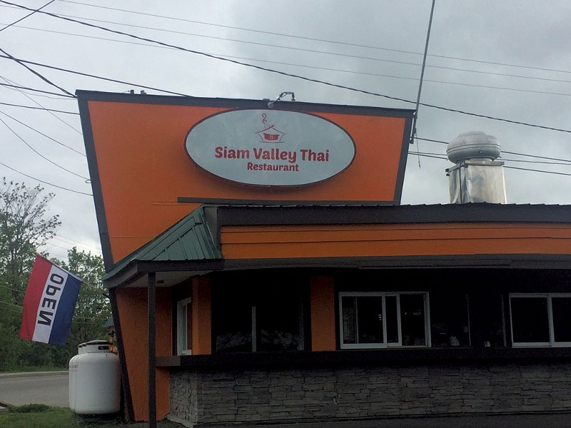 Siam Valley Thai Restaurant - MOLLY ZAPP