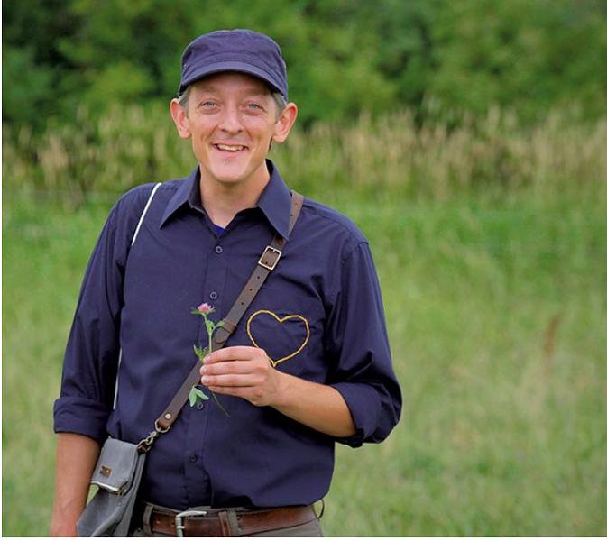 Chris Dorman - FILE PHOTO COURTESY OF VERMONT PBS