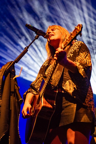 Grace Potter - COURTESY OF RL PHOTOGRAPHY