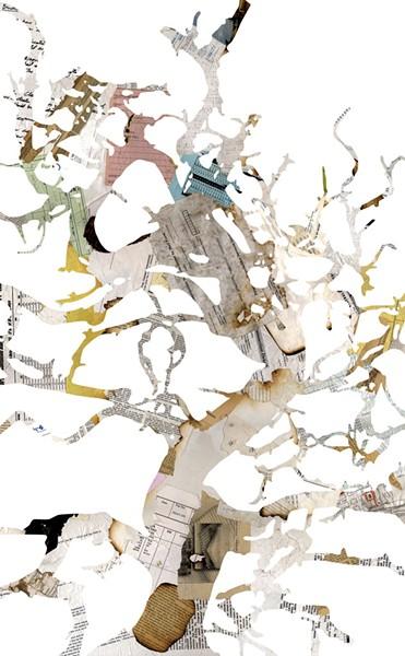 """The Tree of Life"" - COURTESY OF MILTON ROSA-ORTIZ"