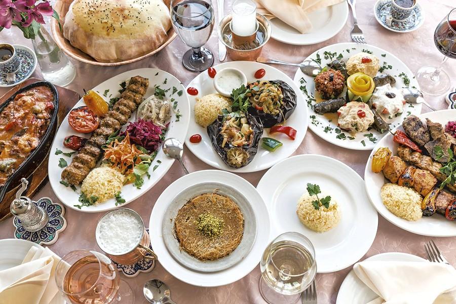 Istanbul Kebab House - FILE: OLIVER PARINI