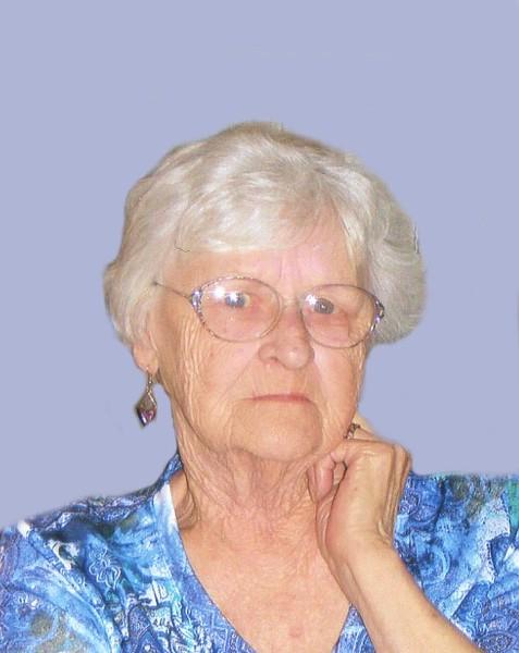 """Alberta """"Betty"""" Curtis"""