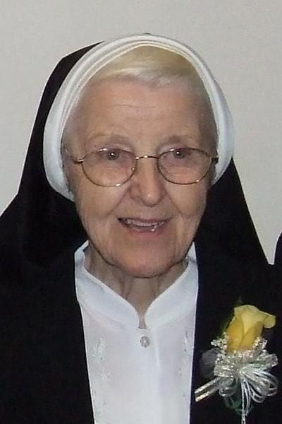 Sister Elizabeth O'Neil, RSM, (Sr. M. Cabrini)