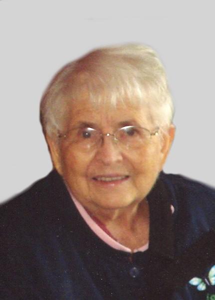 """Mrs. Ina """"Joyce"""" (Hoy) MacGregor"""