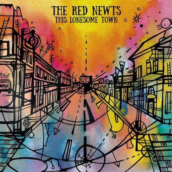 The Red Newts, This Lonesome Town