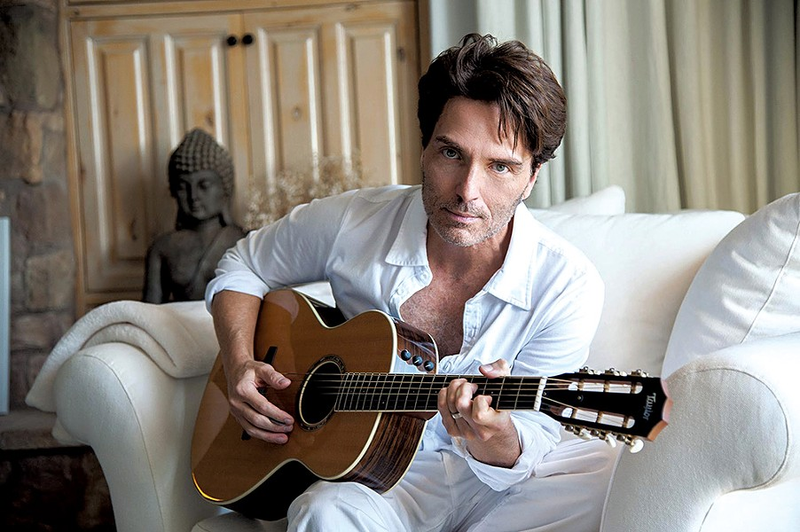 Richard Marx: An Acoustic Evening of Love Songs - COURTESY