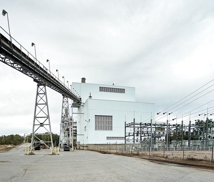The McNeil Generating Station - BEAR CIERI