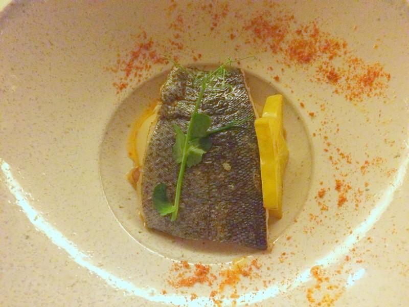 Vermont trout confit - ALICE LEVITT