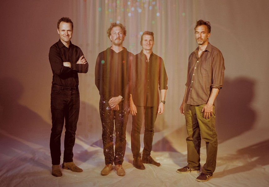 Guster - COURTESY OF ALYSSE GAFKJEN