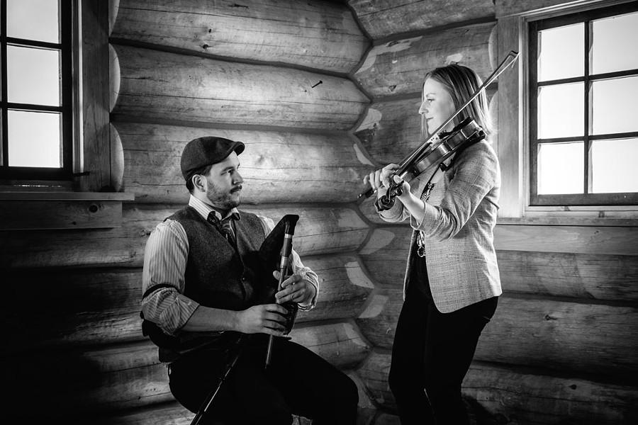 Anita McDonald and Ben Miller - COURTESY PHOTO