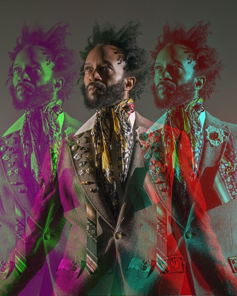 Fantastic Negrito - COURTESY OF BURLINGTON DISCOVER JAZZ FESTIVAL