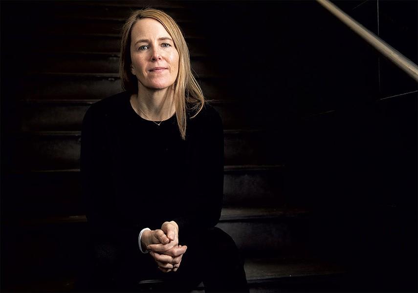 Kate O'Neill - FILE: JAMES BUCK