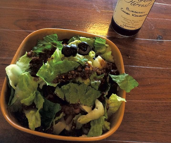 Lunch at Bagitos Bagel and Burrito Café - FILE: SALLY POLLAK