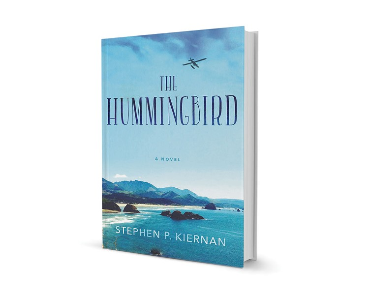 The Hummingbird by Stephen P. Kiernan, William Morrow, 320 pages. $25.99.