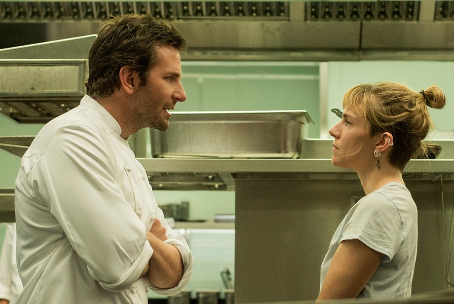 Fare Enough: Critics may agree that Cooper as a hotheaded chef is a recipe for disaster, but much about the movie is surprisingly appetizing.