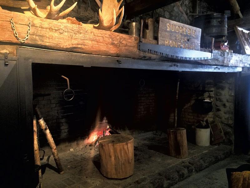 Sucrerie de la Montagne - MOLLY ZAPP