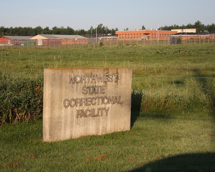 Northwest State Correctional Facility - MICHAEL LETOUR / CC BY-SA/ CREATIVECOMMONS.ORG/LICENSES/BY-SA/2.0