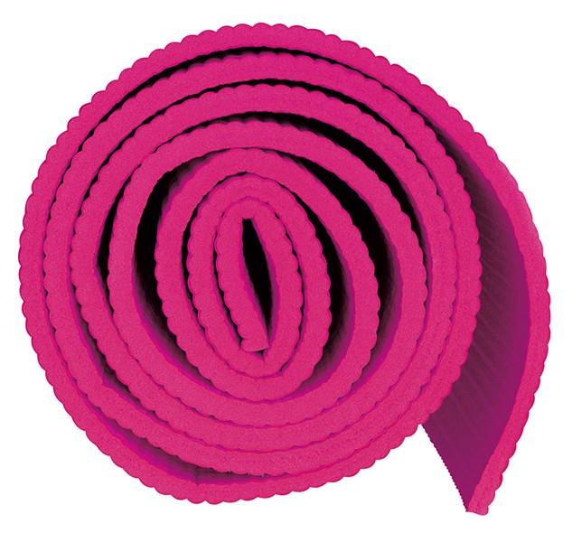 Online yoga class - DREAMSTIME.COM