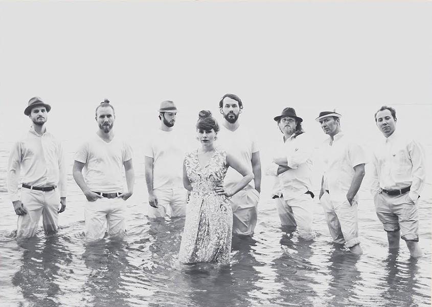 Kat Wright & the Indomitable Soul Band - COURTESY OF ASH LAROSE