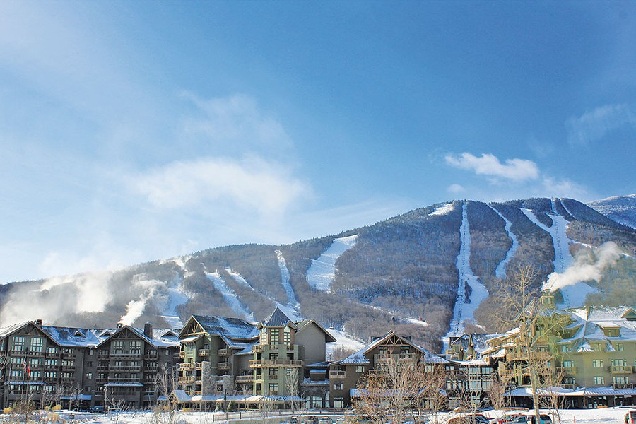Stowe Mountain Resort - COURTESY OF SKI VERMONT