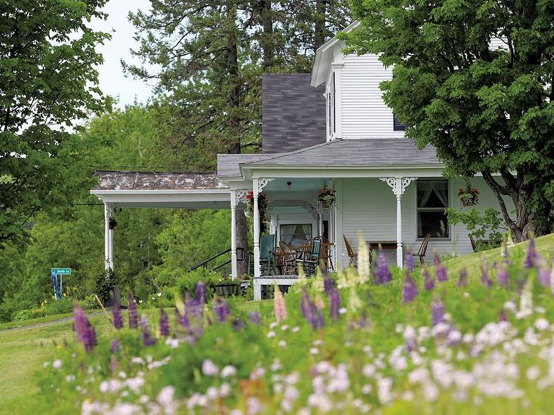 Highland Lodge - COURTESY OF TATE JOHNSON