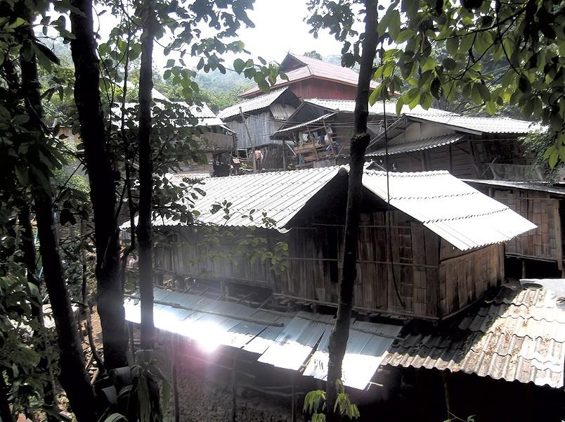 Doi Chaang village - COURTESY OF MARK PENDERGRAST