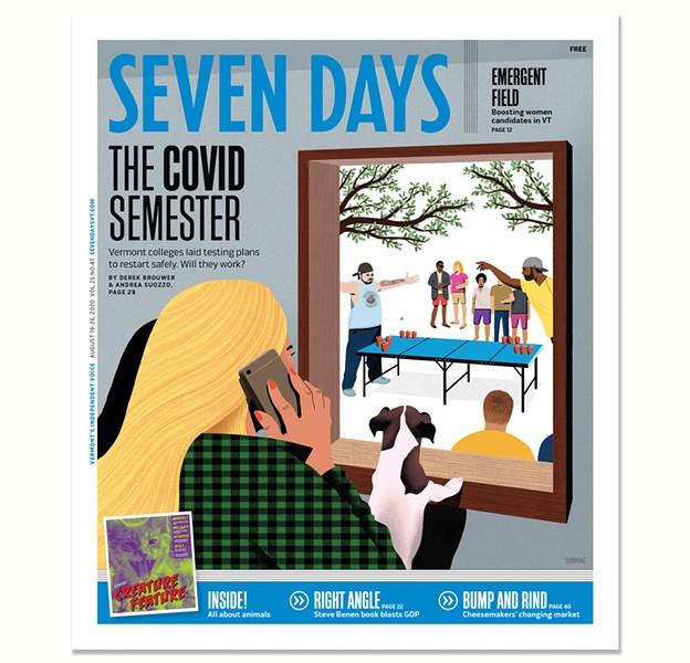 2020 - COURTESY ©️ SEVEN DAYS