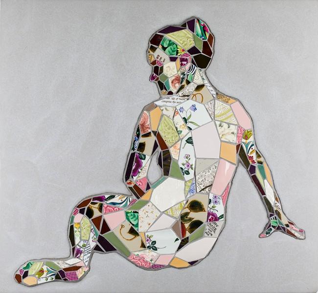 Mosaic by Mary Lacy - COURTESY OF SOAPBOX ARTS