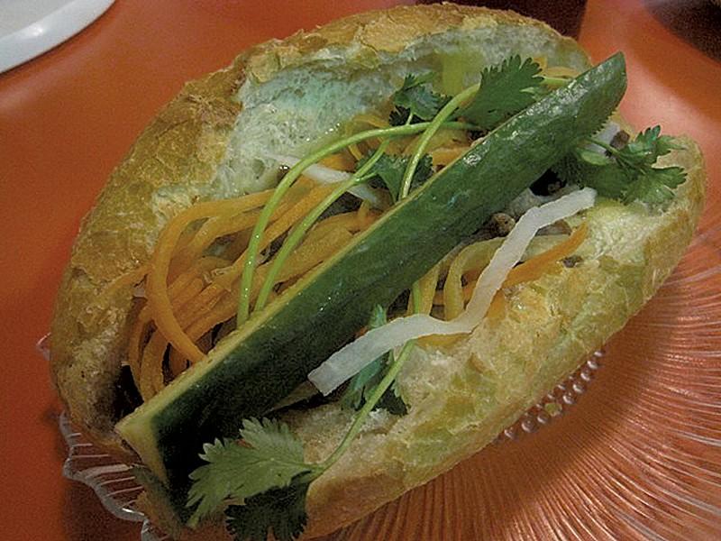 Bánh mì - FILE PHOTO