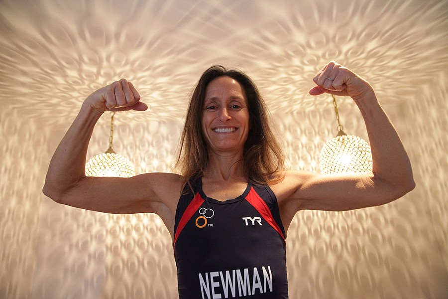 Karen Newman - MATTHEW THORSEN