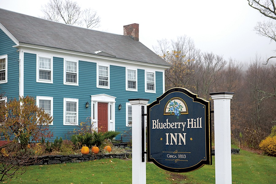 Blueberry Hill Inn - CALEB KENNA