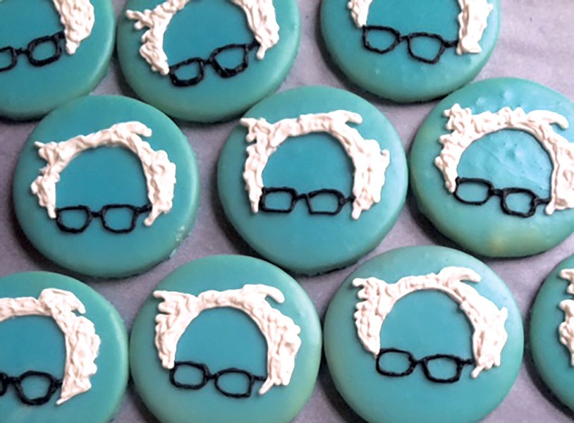 Gourmet Provence's Bernie cookies - COURTESY OF BETSY HUTTON
