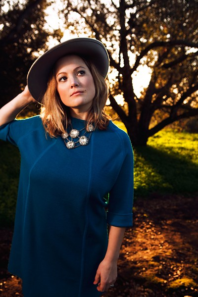 Sara Watkins - COURTESY OF AARON REDFIELD