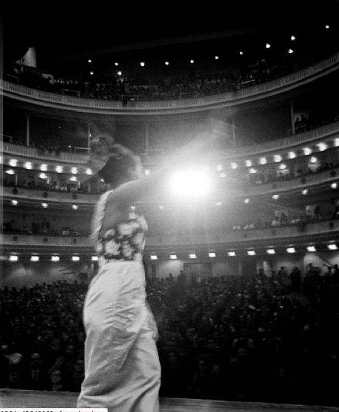 Still from What Happened, Miss Simone? - COURTESY OF SUNDANCE INSTITUTE