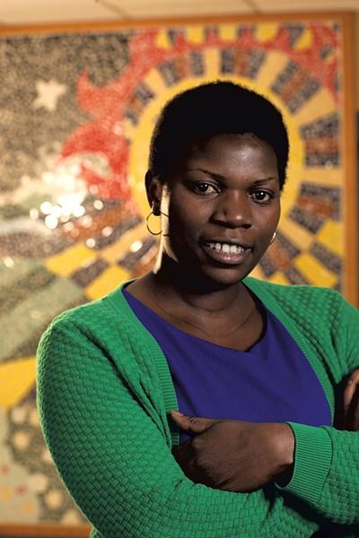 Aline Mukiza - MATTHEW THORSEN