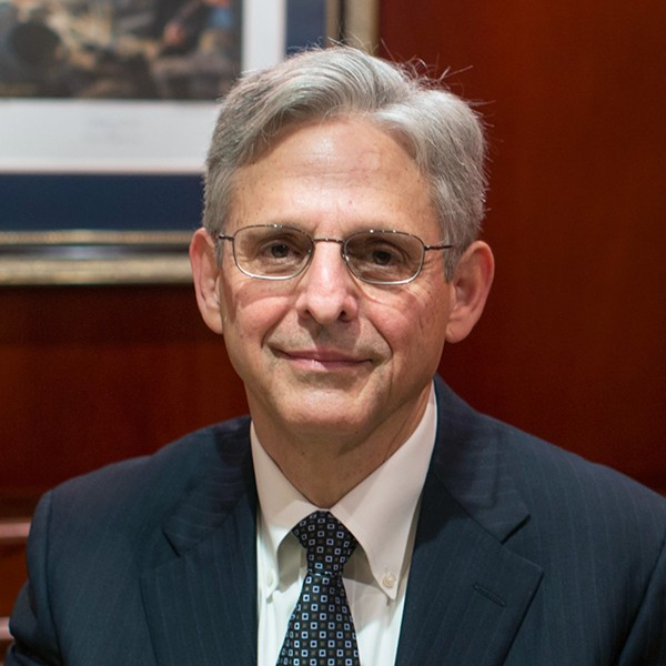 Merrick Garland - COURTESY OF THE WHITE HOUSE