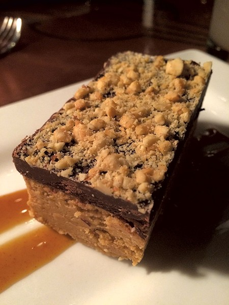 Peanut butter bar at the Daily Planet - COREY GRENIER