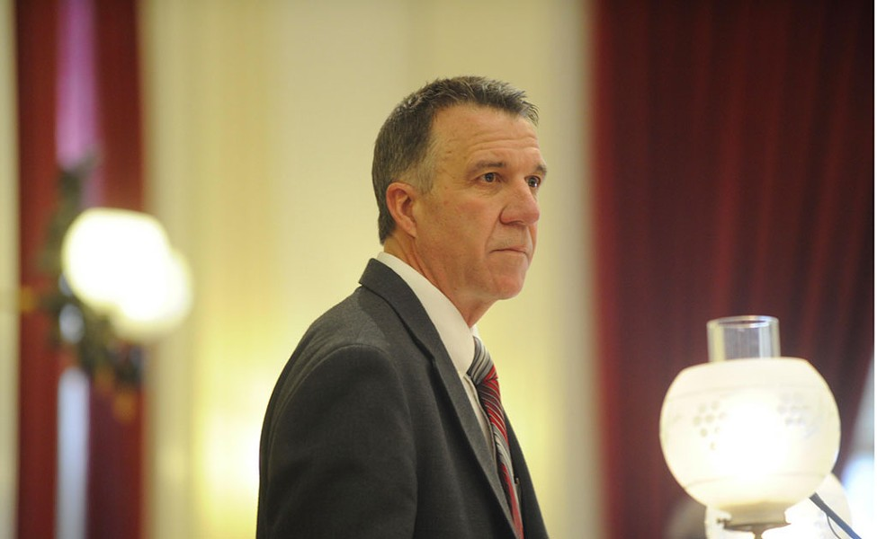 Lt. Gov. Phil Scott - FILE: JEB WALLACE-BRODEUR