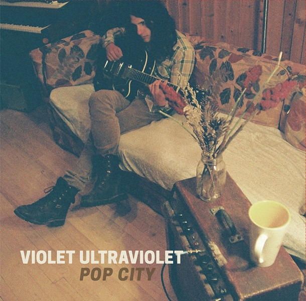 Violet Ultraviolet, Pop City