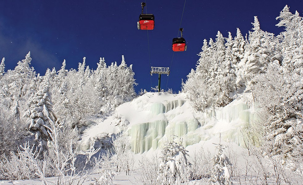 Stowe Mountain Resort - COURTESY OF STOWE MOUNTAIN RESORT