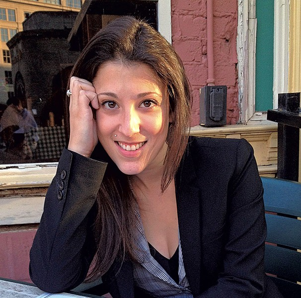 Rachel Felman - MATTHEW THORSEN