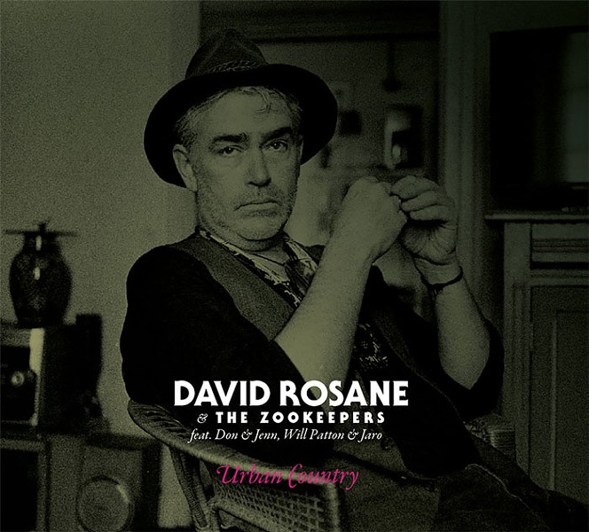 David Rosane & the Zookeepers, Urban Country