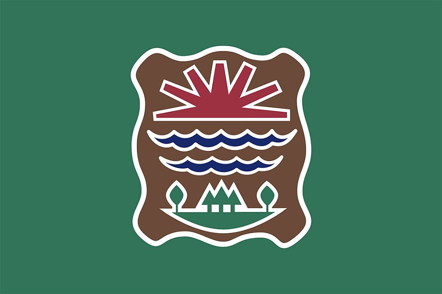 The Abenaki flag