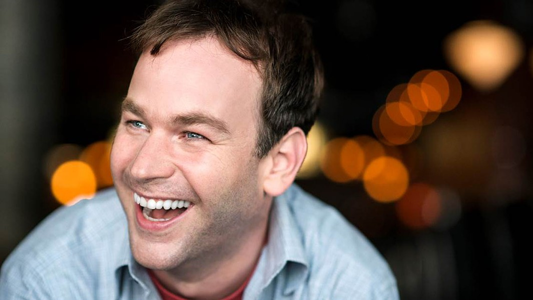 Mike Birbiglia - COURTESY OF MIKE BIRBIGLIA