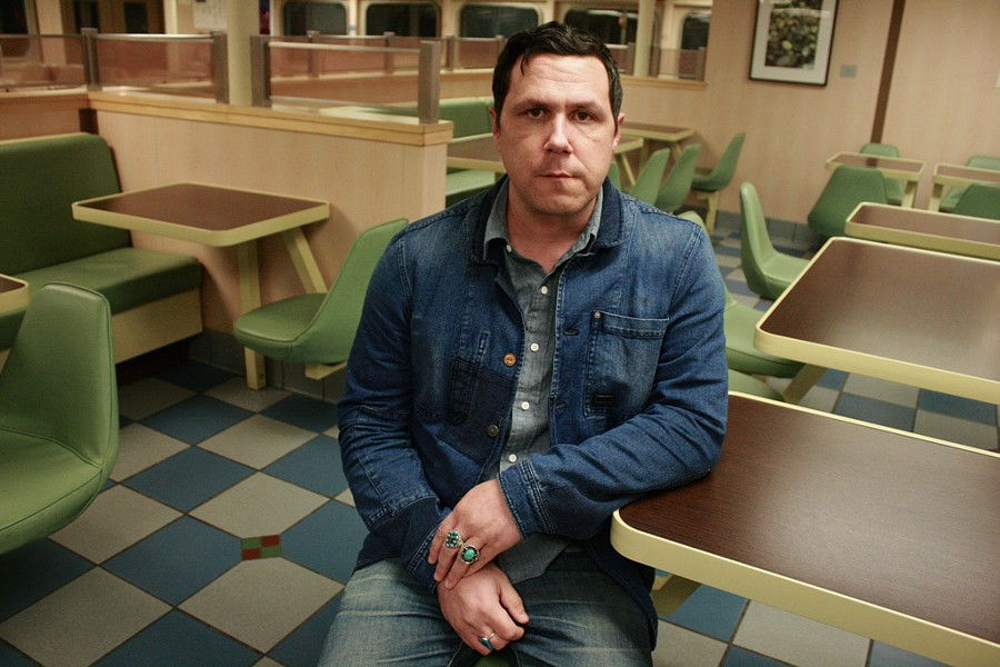 Damien Jurado - COURTESY OF ELISETYLER